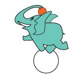 doordenk-olifant