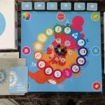 Wonderspel set op tafel