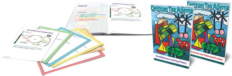 Werkbladen praktische pubercoach opleiding